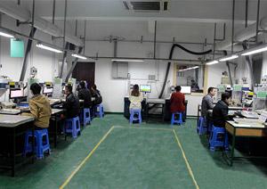 深圳激光雕刻加工二车间