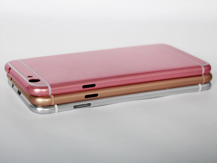 手机电池盖激光旋转打标