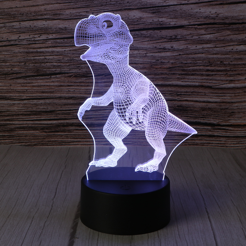 恐龙小夜灯