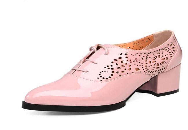 鞋面激光打标