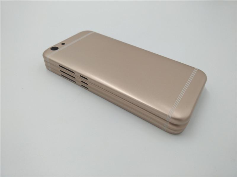 塑胶手机电池盖激光雕刻线条