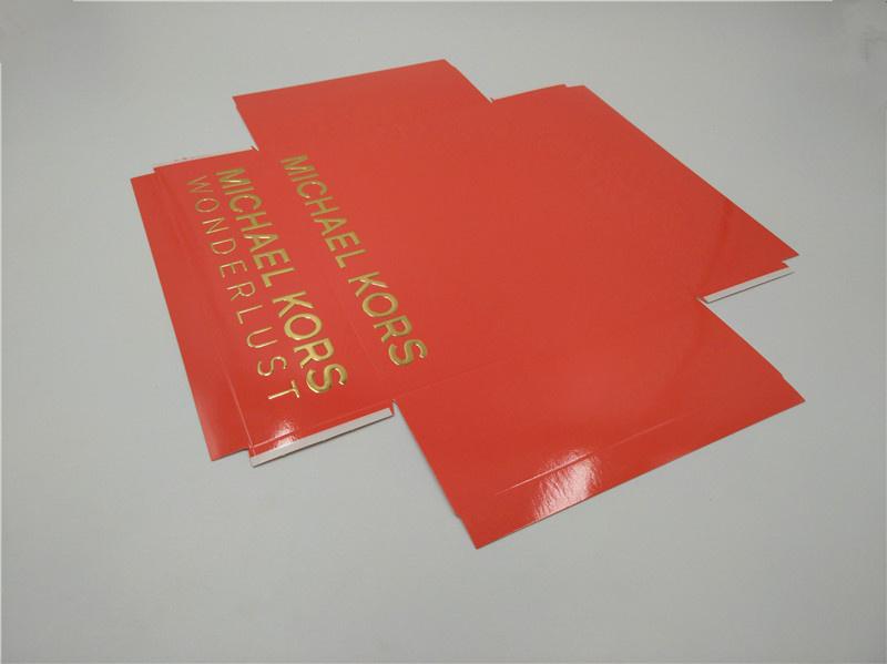纸质礼品包装盒激光切割