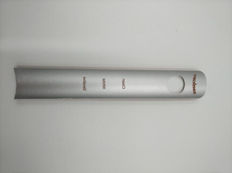 电动牙刷激光打字