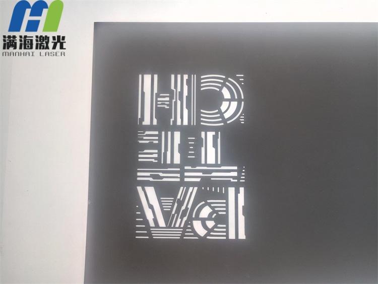 书籍封面卡纸激光切割