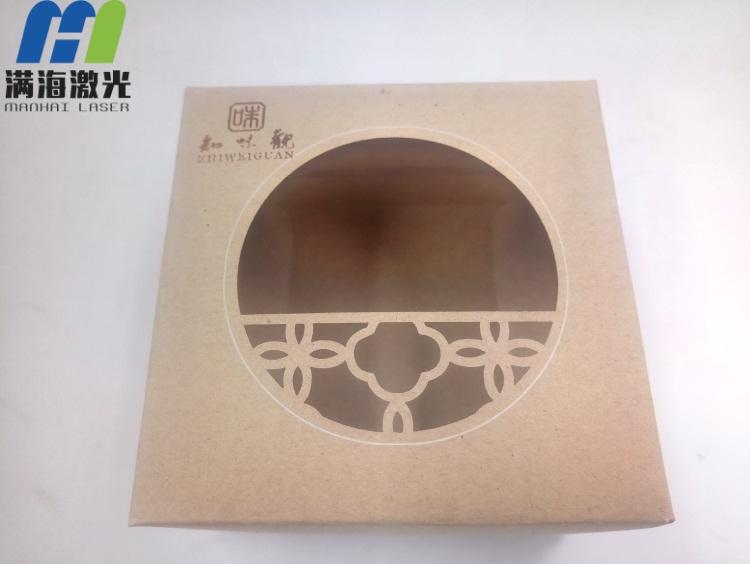 中秋月饼包装盒激光切割加工