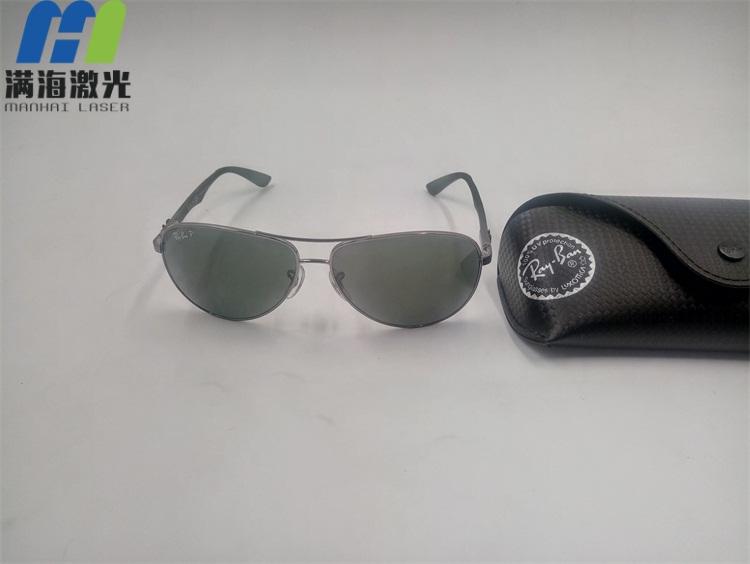玻璃眼镜片激光镭射