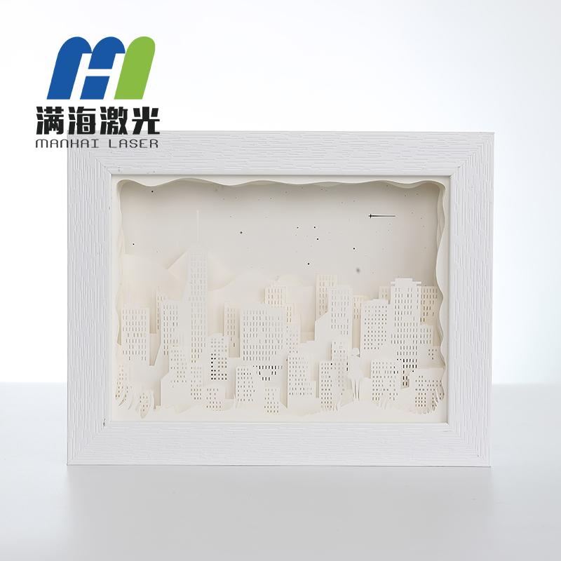 3D镂空纸雕灯定制