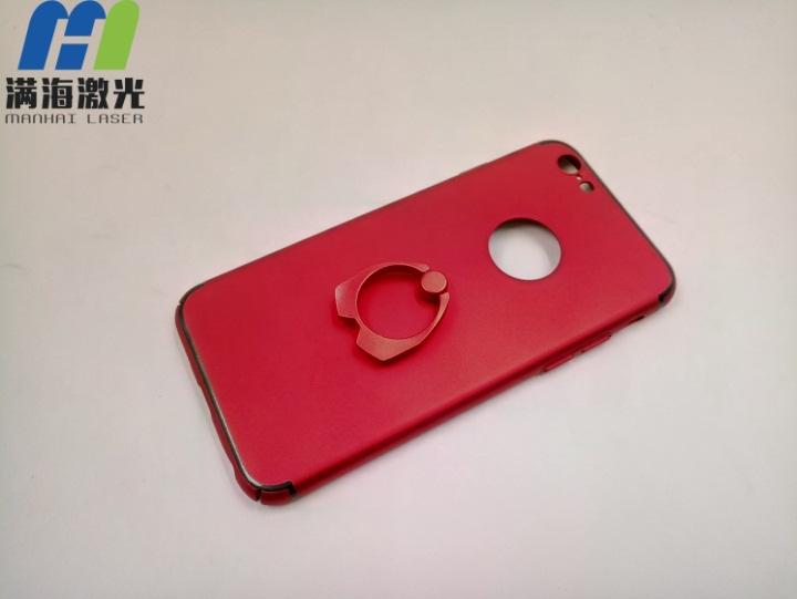 卡思特手机护套3D激光镭雕