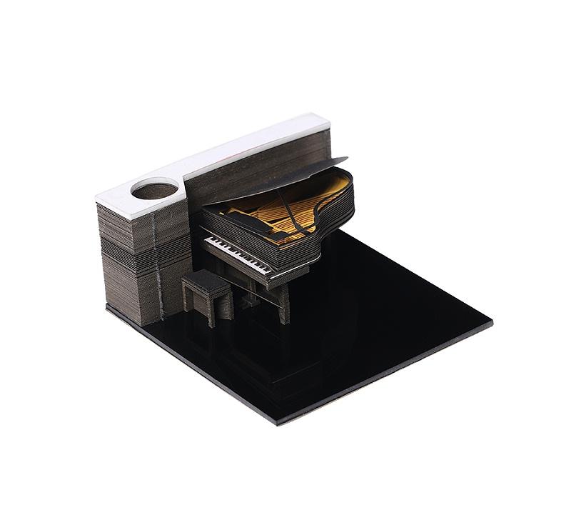 纸雕3D便签纸购买