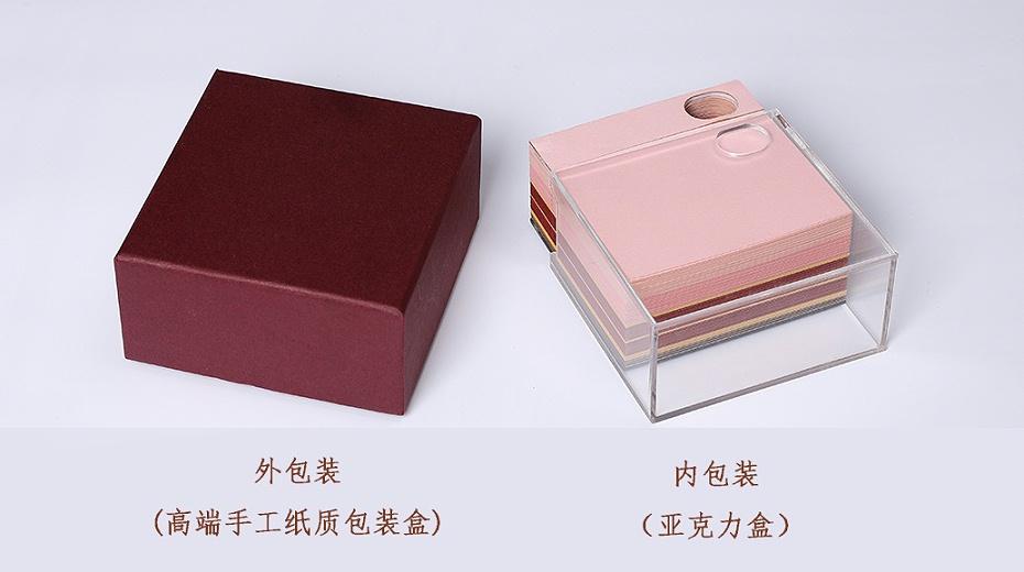 创意立体模型3d便签纸辽宁号定制批发