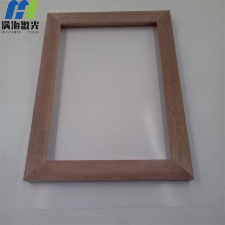 木质相框高端激光雕刻花纹