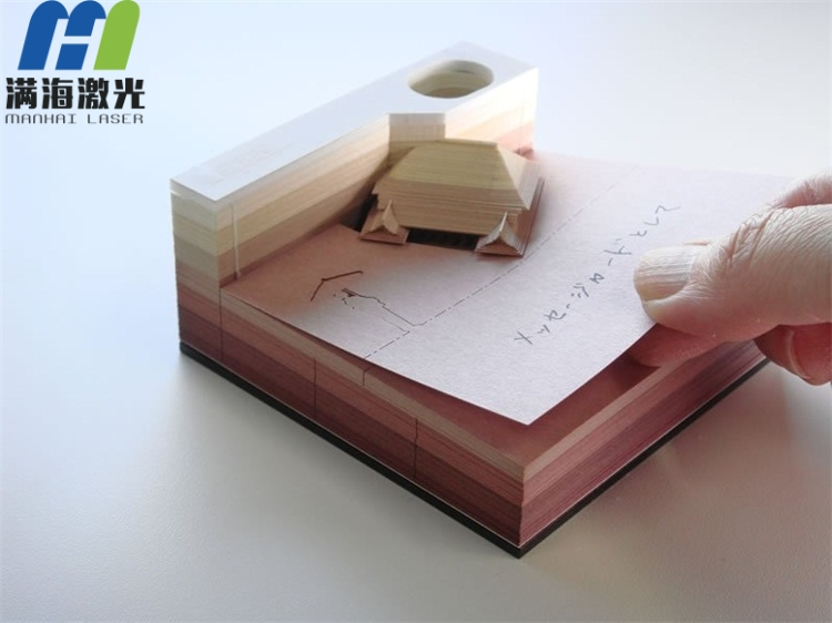 3D便签纸模型