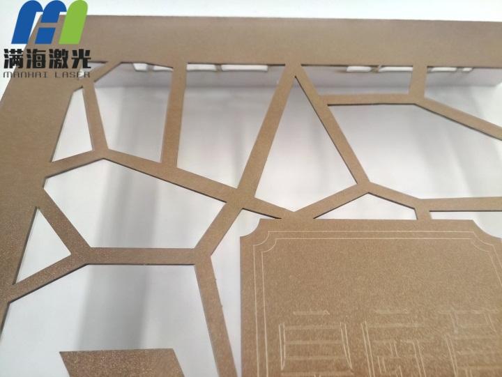 HOTEL皇庭V酒店纸质包装盒激光镂空