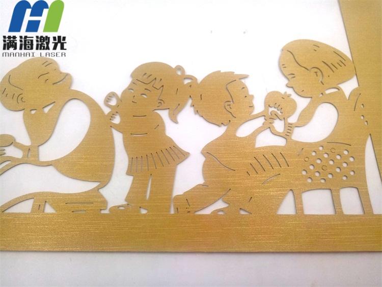 2018年中秋月饼包装礼盒卡纸激光雕刻