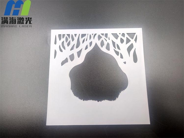 纸制品工艺品激光加工