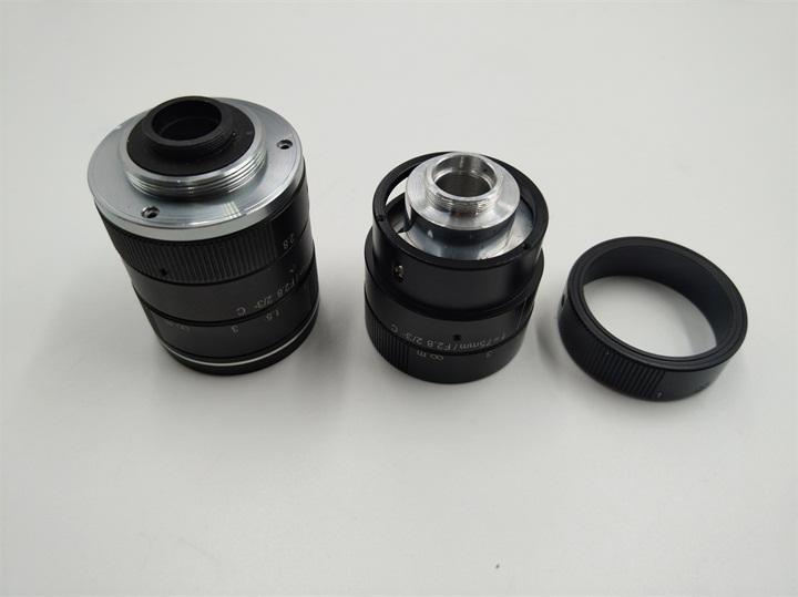 照相机镜头光圈激光镭雕