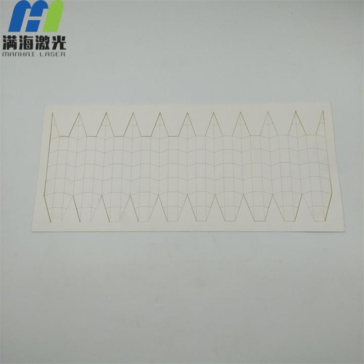纸制贺卡激光切割激光镭雕加工