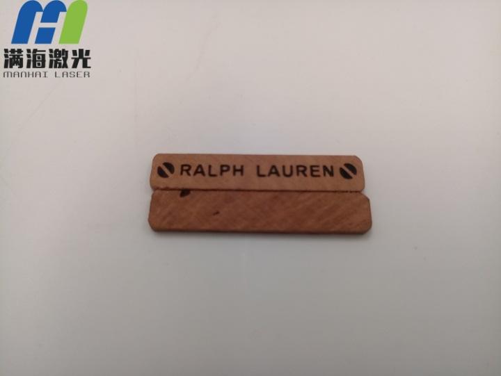 木制小标牌激光刻字