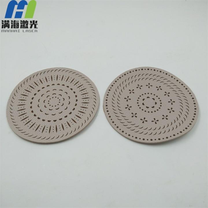 皮革制品皮料高端激光雕刻表面效果