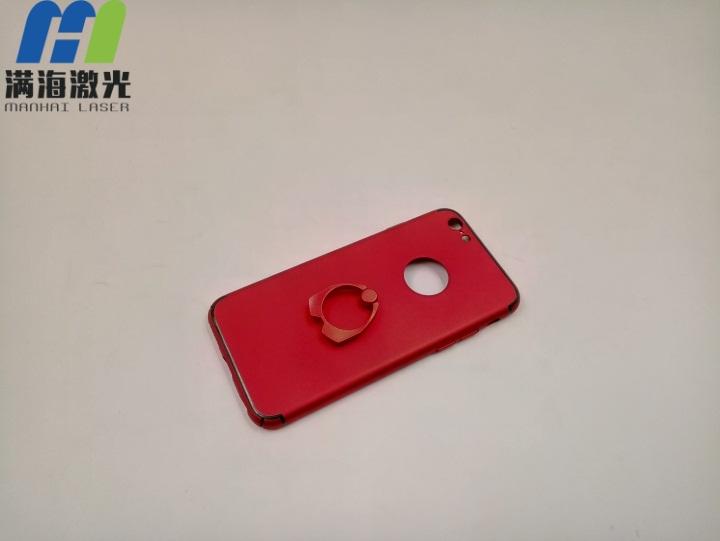 手机塑胶保护套激光雕刻